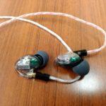 umPro30がハウジング内でカラカラ音がするのは無償交換してくれた