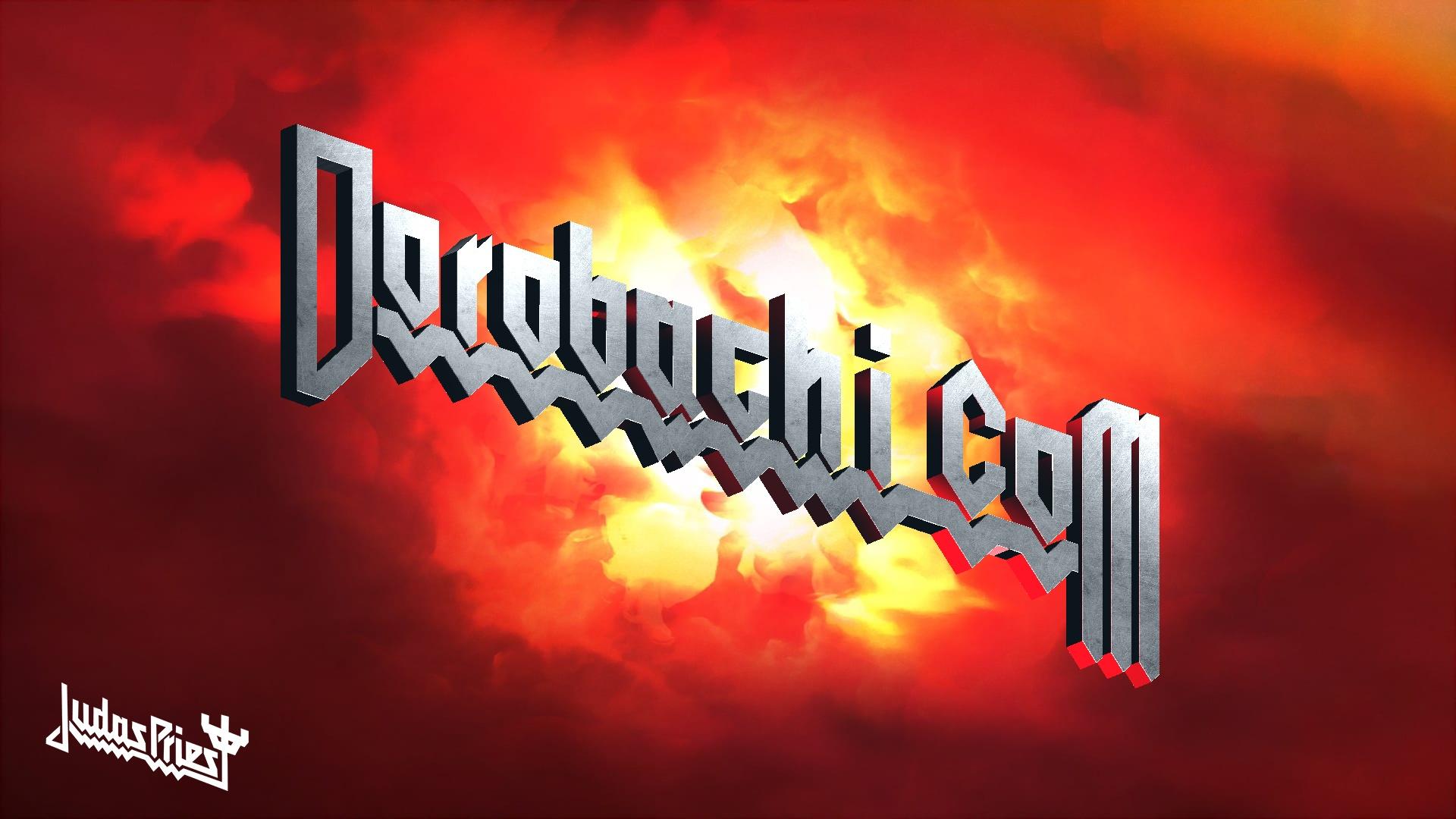 Judas Priest・Metallicaとおんなじロゴが好きな文字ですぐに作れるサイト
