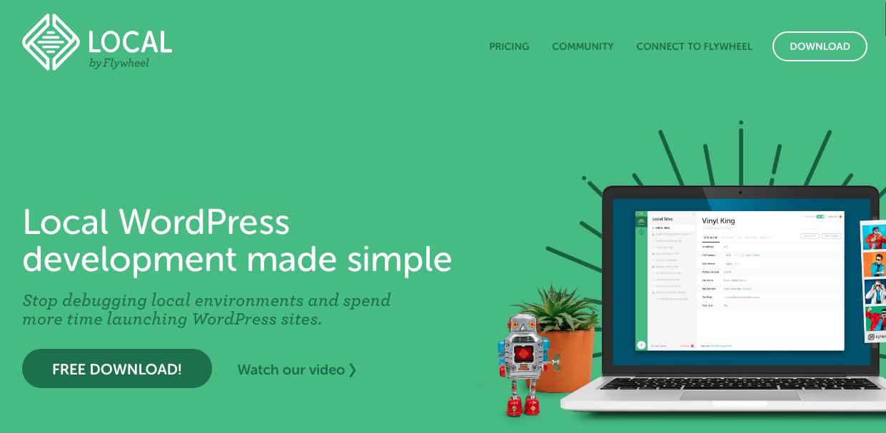 【MAC用】WordPressをローカル環境でテストする時にオススメの無料ソフト|Local by Flywheel