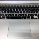 持ち運びノートパソコンにはMacbookAirが最強なんじゃないかと思う3つの理由